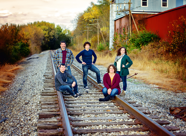 Brownstown Family Photographer