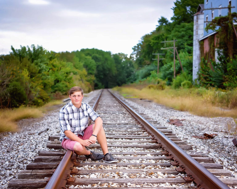 Brownstown Senior Photographer