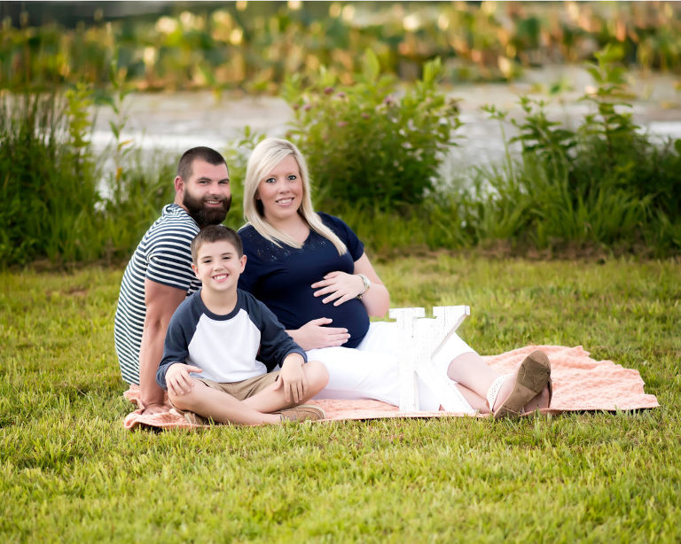 Brownstown Maternity Photographer