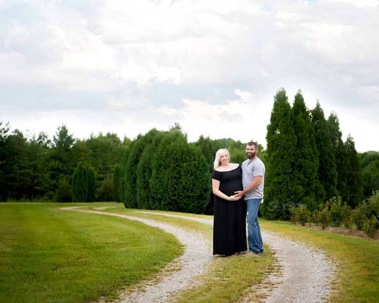 Brownstown Maternity Photos